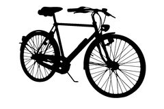 Bicycle. Royalty Free Stock Photo
