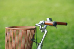 Bicycle In The Park Royalty Free Stock Image