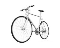 Bicycle Isolated. On white background. 3D render Stock Photos
