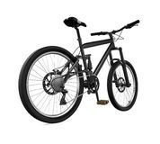 Bicycle Isolated. On white background. 3D render Stock Photo
