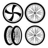 Bicycle lifestyle design Royalty Free Stock Photo