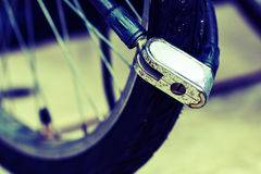 Bicycle lock-2 Stock Images