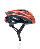 Bicycle mountain bike safety helmet Royalty Free Stock Photos