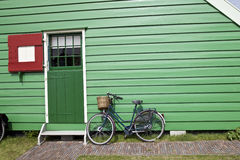 Bicycle in Netherlands, Stock Photos
