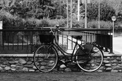 The bicycle Royalty Free Stock Photography