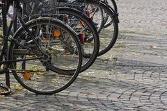 Free Bicycle Parking Stock Images - 16290574