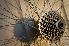 Bicycle part Royalty Free Stock Photo