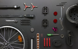 Free Bicycle Parts Stock Images - 52088584