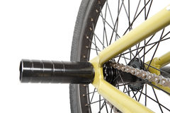 Bicycle parts Stock Photography