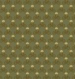 Bicycle pattern Stock Image