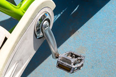 Bicycle Pedal Royalty Free Stock Image