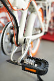 Bicycle pedal Royalty Free Stock Photo