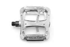 Bicycle pedal Stock Images