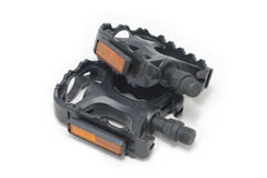 Bicycle pedals Royalty Free Stock Photo