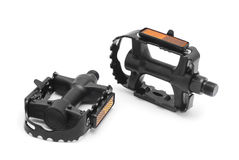 Bicycle pedals Royalty Free Stock Photos
