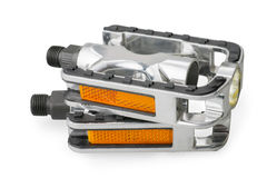 Bicycle pedals Stock Photography