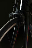 Bicycle professional front Brake Stock Photos