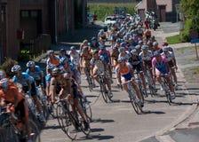 Bicycle race Stock Photos
