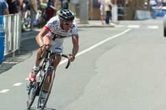 Bicycle Race Stock Photo