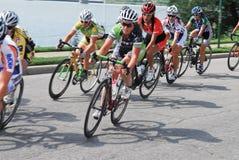 Bicycle Race 3 Stock Image