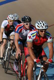 Bicycle race Royalty Free Stock Photography