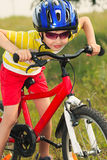 Bicycle races Stock Photos