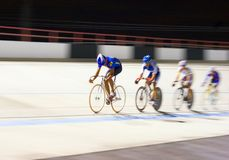 Bicycle Racing Stock Images
