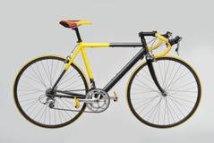 Bicycle Racing.psd Stock Photography