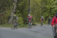 Bicycle racing, road - race Stock Photos