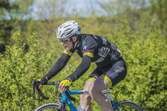 Bicycle racing, road - race Royalty Free Stock Photography