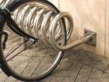Bicycle Rack Stock Photography