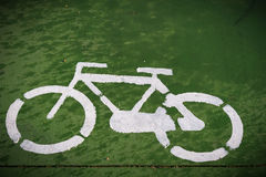 Bicycle. Rail I specify for bicycles, rail bicycle stock photo