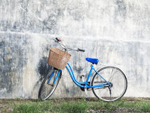 Bicycle ready to ride Stock Image