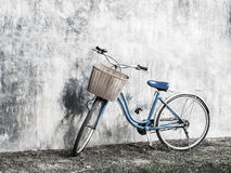 Bicycle ready to ride Royalty Free Stock Image