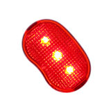A Bicycle Rearlight Stock Photo