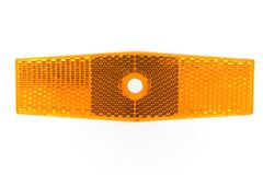 Bicycle Reflector Royalty Free Stock Photography