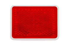 Bicycle Reflector Stock Photography