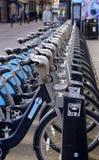 Bicycle Rental London Stock Photo