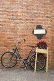 Bicycle retro style Stock Photos