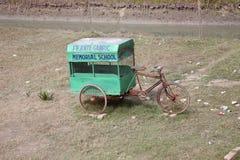 Bicycle rickshaw Royalty Free Stock Photo