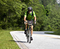 Bicycle Ride Across Georgia Stock Images