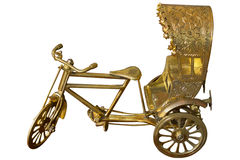 Bicycle rikshaw Royalty Free Stock Image