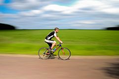 Bicycle, Road Bicycle, Cycling, Racing Bicycle Stock Image