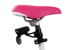 Bicycle saddle Royalty Free Stock Photo