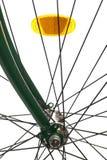 Bicycle spokes Stock Photos