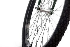 Bicycle spokes Royalty Free Stock Photo