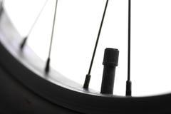Bicycle spokes Royalty Free Stock Photos