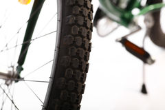 Bicycle spokes Stock Photography