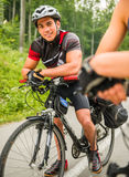 Bicycle sport Stock Photography