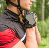 Bicycle sport Royalty Free Stock Photography